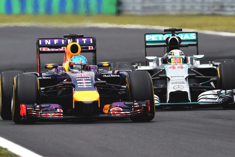Formula 1, Motorsports, Sebastian Vettel, Lewis Hamilton, Red Bull Racing  Wallpapers HD / Desktop and Mobile Backgrounds