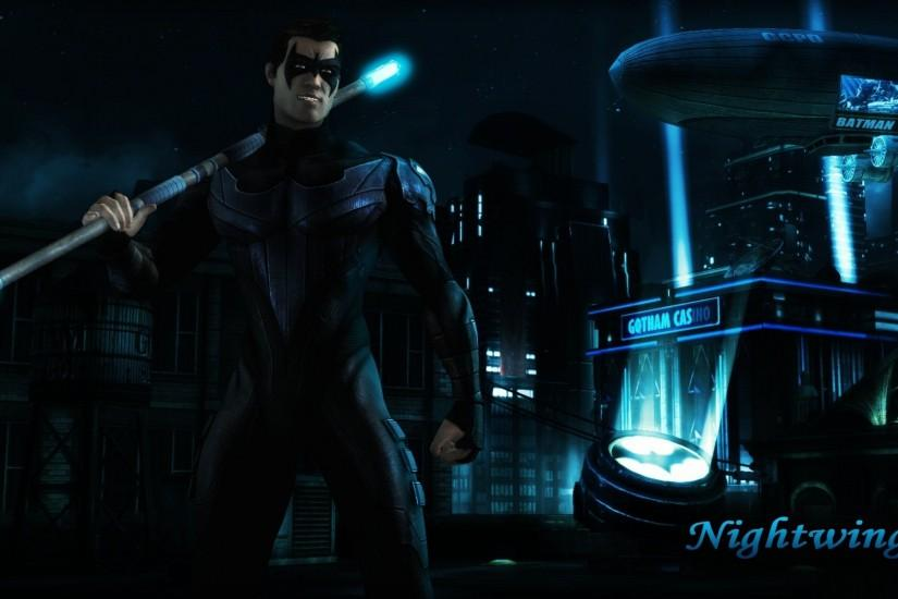 new nightwing wallpaper 1920x1080
