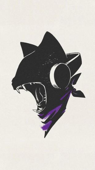best monstercat wallpaper 1242x2208 for mobile