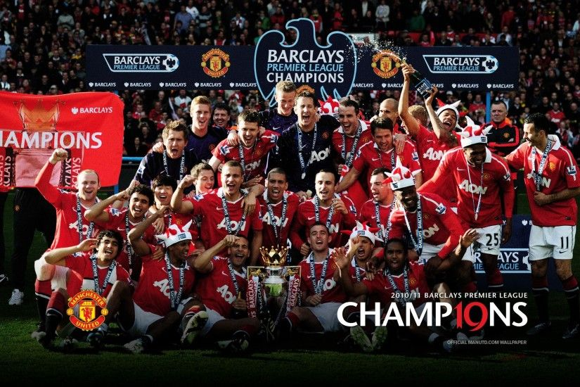 Manchester United Wallpapers HD - Wallpaper Cave ...