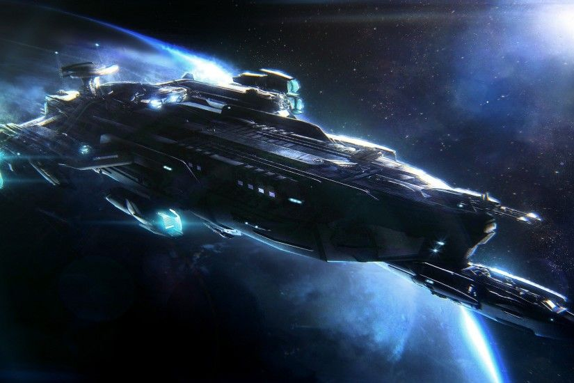 Star Citizen, Idris, Spaceship Wallpapers HD / Desktop and Mobile  Backgrounds