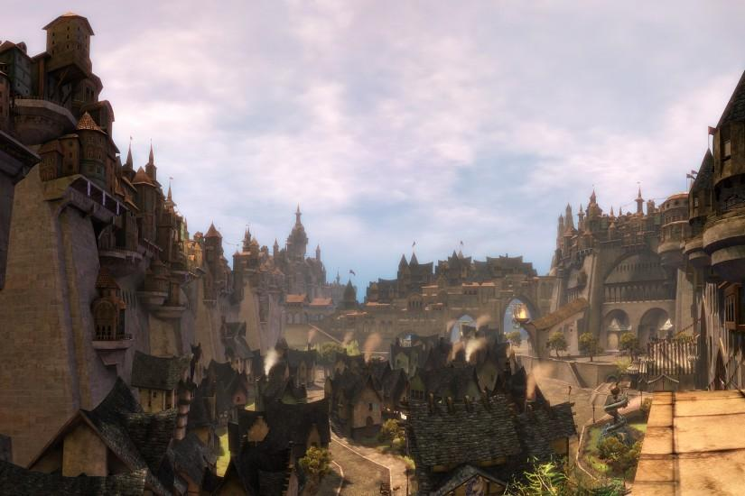 Guild Wars 2 panoramas and wallpapers