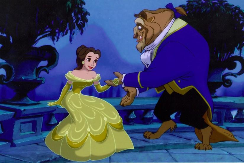 Beauty and the Beast, directed by Kirk Wise and Gary Trousdale and  producted by Walt