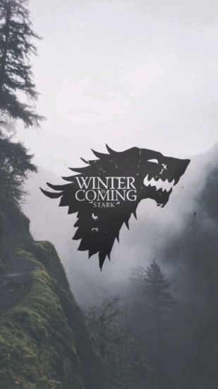 Best 25+ Stark wallpaper ideas on Pinterest | Wallpaper game of thrones,  Fondo de pantalla winter is coming and Game of thrones wallpapers