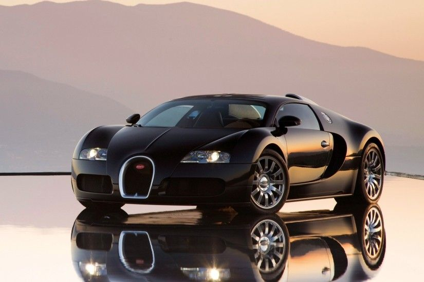 ... bugatti veyron in black pictures hd wallpapers ...