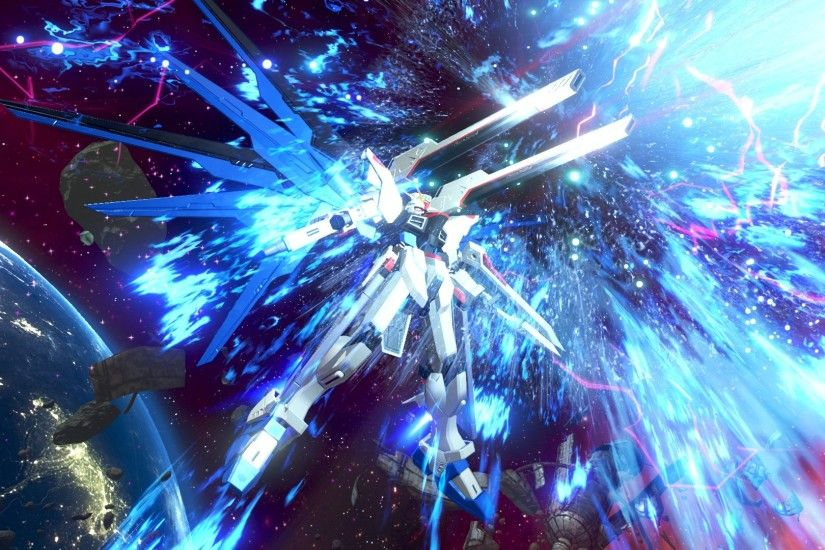 Awesome Gundam Versus PlayStation 4 (PS4) Game 1920x1080 wallpaper