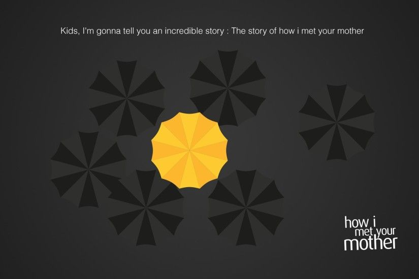 TV Show - How I Met Your Mother Wallpaper