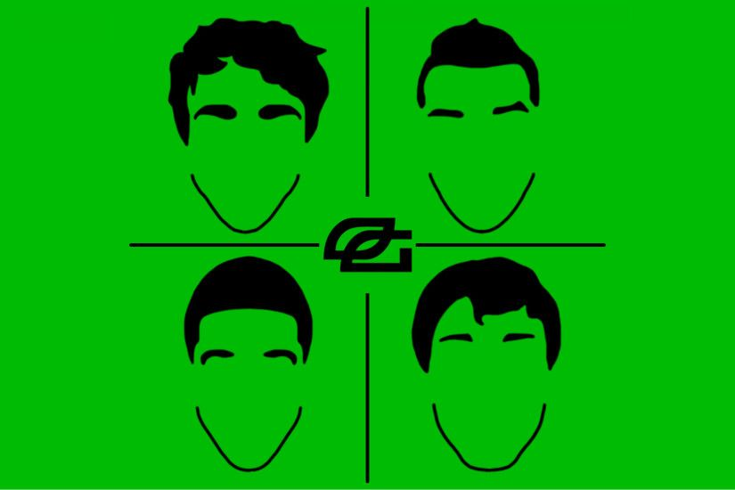 Optic gaming roster picture wallpaper.