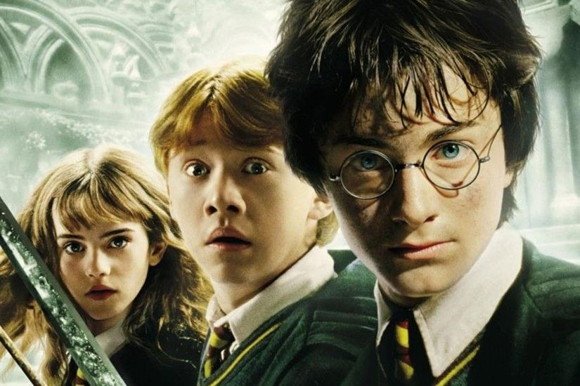 3840x2160 Wallpaper harry potter and the chamber of secrets, harry potter,  ronald weasley,