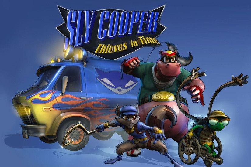 1920x1080 Free Sly Cooper: Thieves in Time Wallpaper in 1920x1080