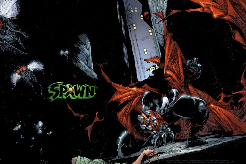 Wallpaper Titel:Spawn 1920x1200