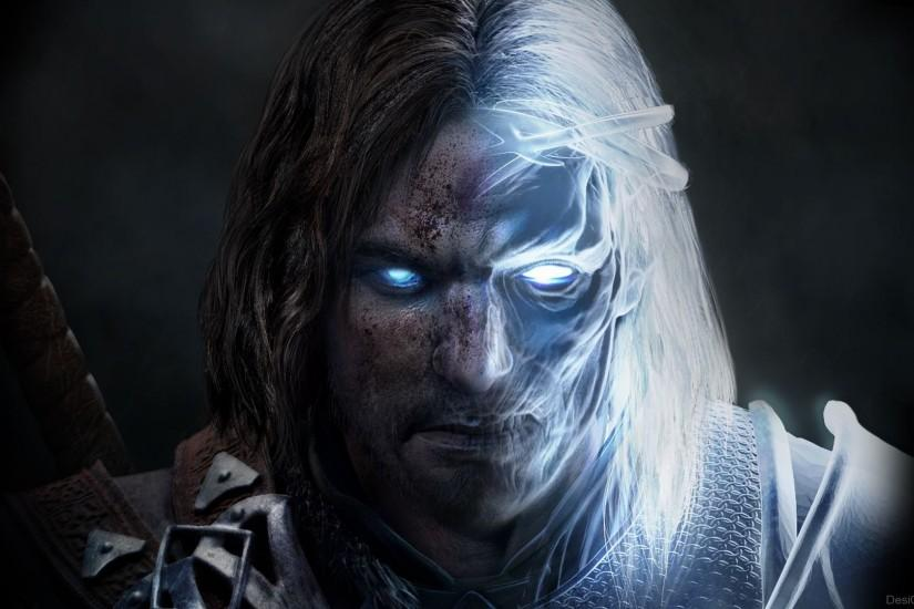 Middle Earth Shadow Of Mordor Image