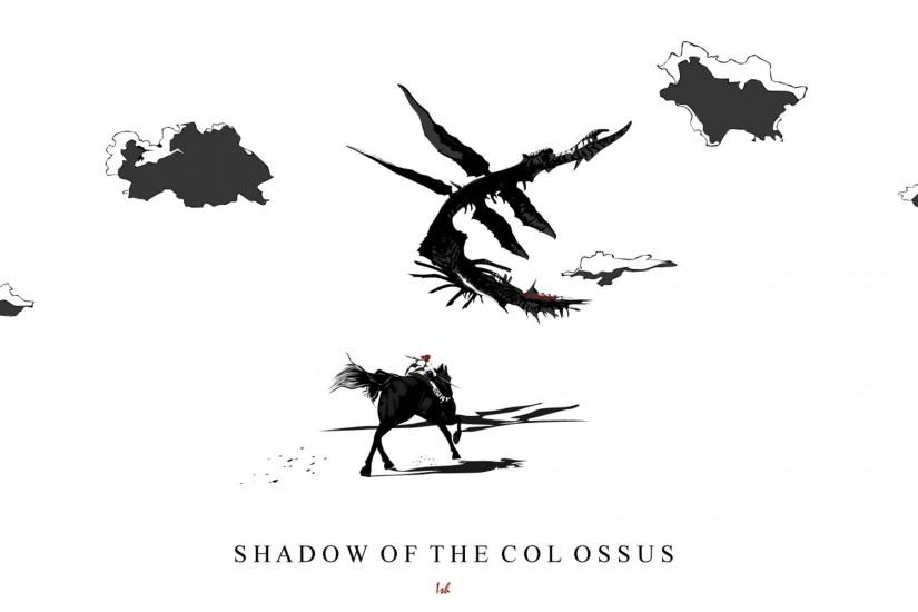 popular shadow of the colossus wallpaper 1920x1200