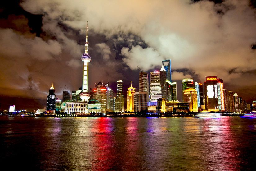Beautiful Shanghai