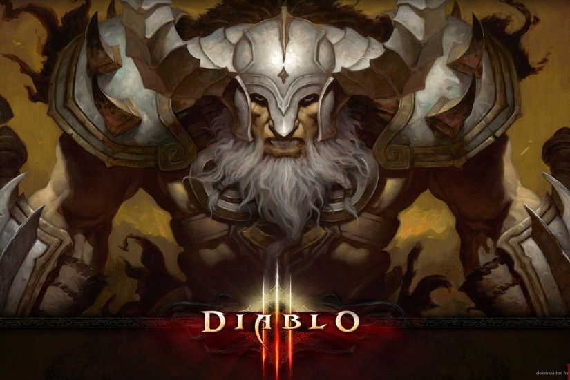 Diablo 3 Unlocked Exclusive Barbarian for 1920x1080