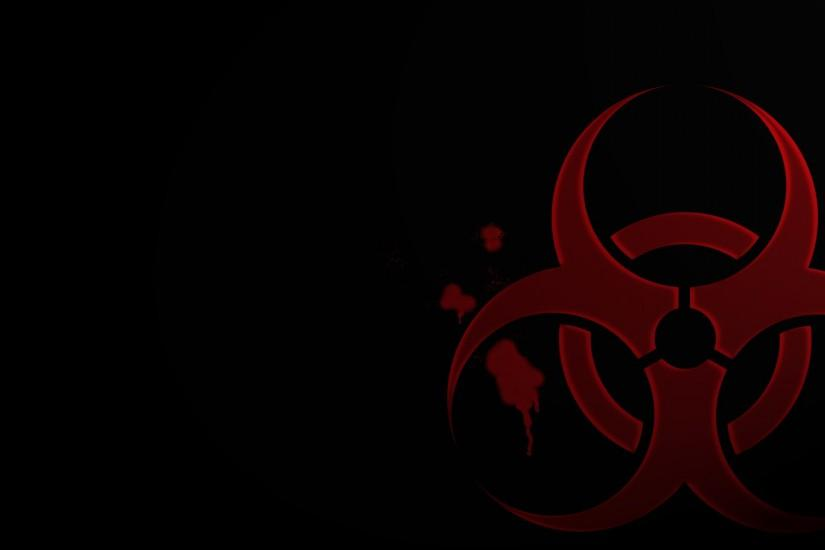 Red Biohazard Wallpaper Biohazard by project eagleeye