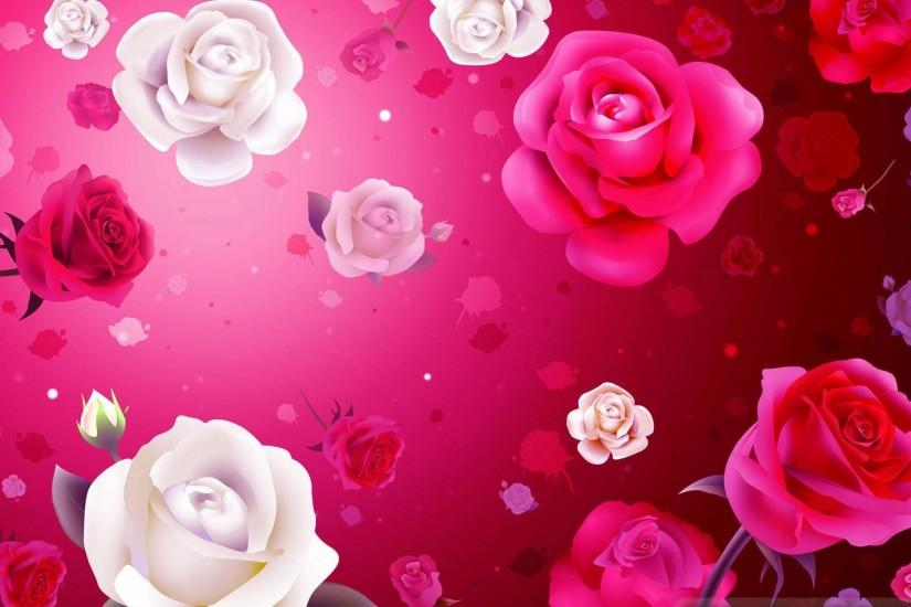 beautiful valentines day background 1920x1200 for desktop