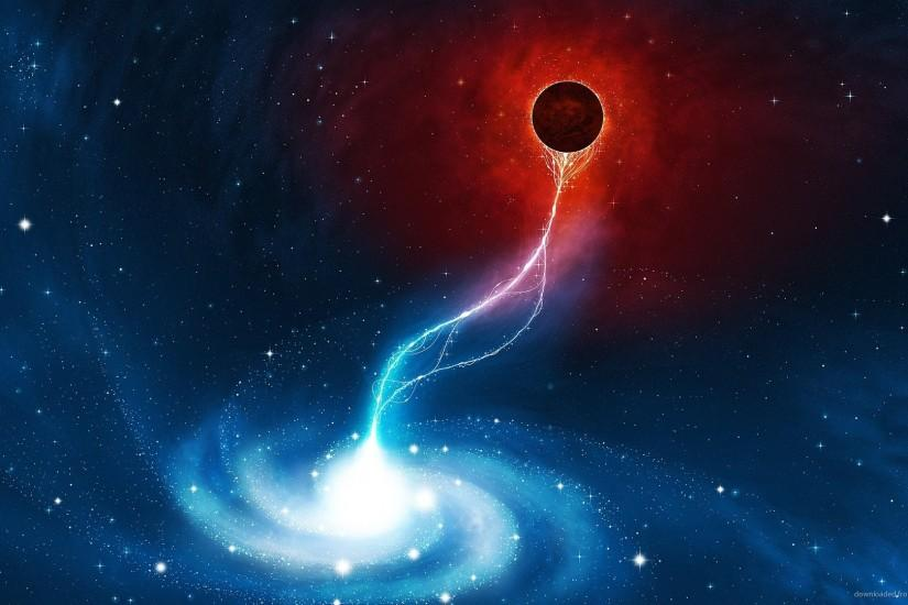 Black Hole wallpaper ·① Download free awesome wallpapers ...