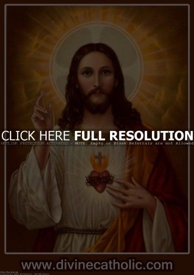 Sacred Heart Of Jesus Act (id: 194130)