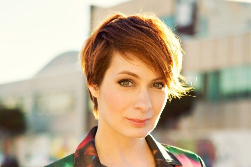 ... Felicia Day Desktop Wallpaper ...