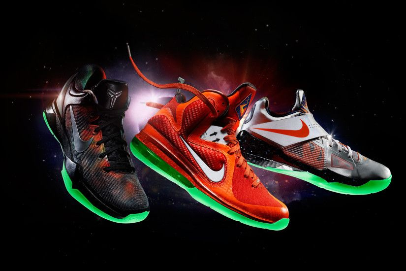 ... Wallpapers HD Nike Basketball Shoes