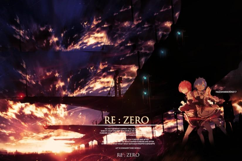 Re:ZERO -Starting Life In Another World- Computer Wallpapers .
