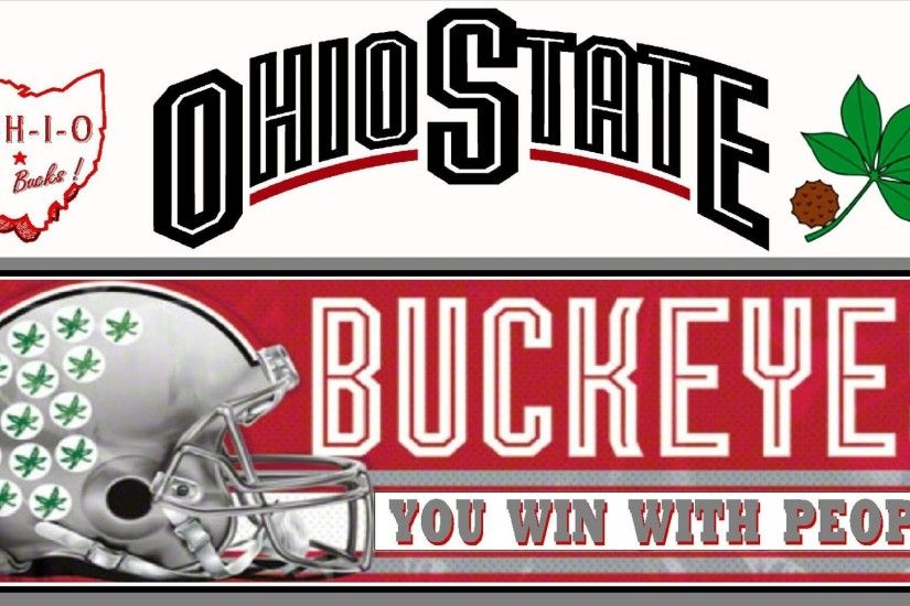 OHIO STATE BUCKEYES college football poster wallpaper | 1920x1080 | 592629  | WallpaperUP