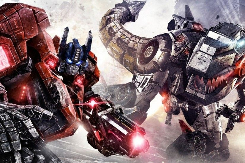 Transformers: Fall of Cybertron wallpaper - Game wallpapers - #