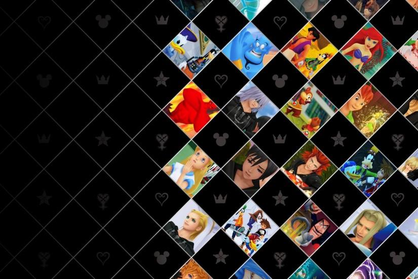 Kingdom Hearts Hd 1.5 Remix wallpaper 226031