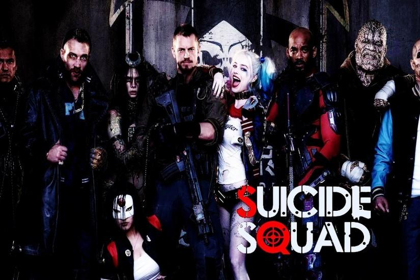 suicide squad wallpaper 1920x1080 photo