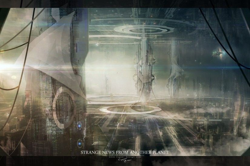 <b>Space</b>/<b>Fantasy Wallpaper Set<
