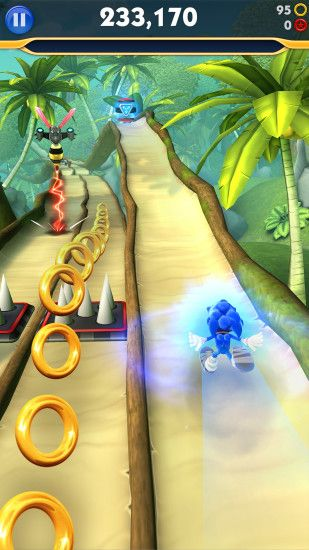 Sonic Dash 2: Sonic Boom Screenshots, Pictures, Wallpapers - iPhone - IGN