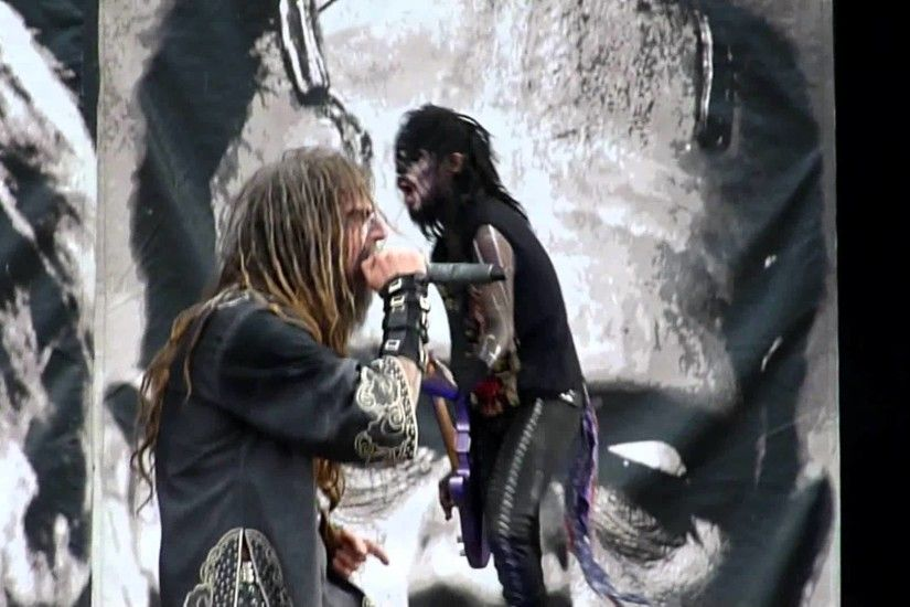 Rob Zombie - Living Dead Girl (Live - Download Festival, Donington, UK,  June 2014) - YouTube