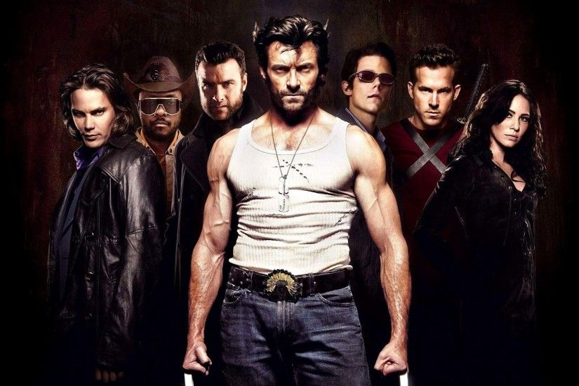 Movie - X-Men Origins: Wolverine Wallpaper