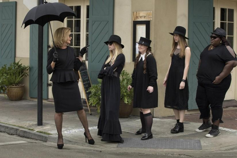 American Horror Story All Black picture