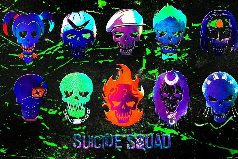 large suicide squad wallpaper 2560x1440 for meizu