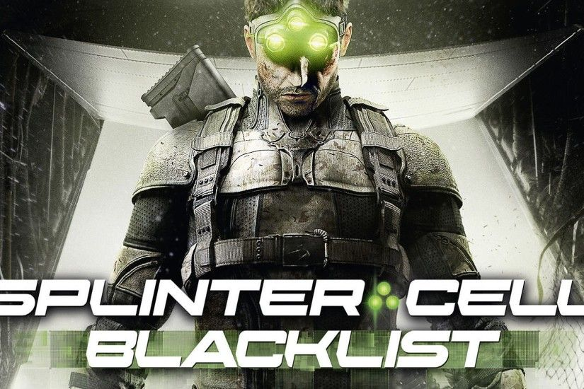 Wallpaper from Tom Clancy's Splinter Cell: Blacklist