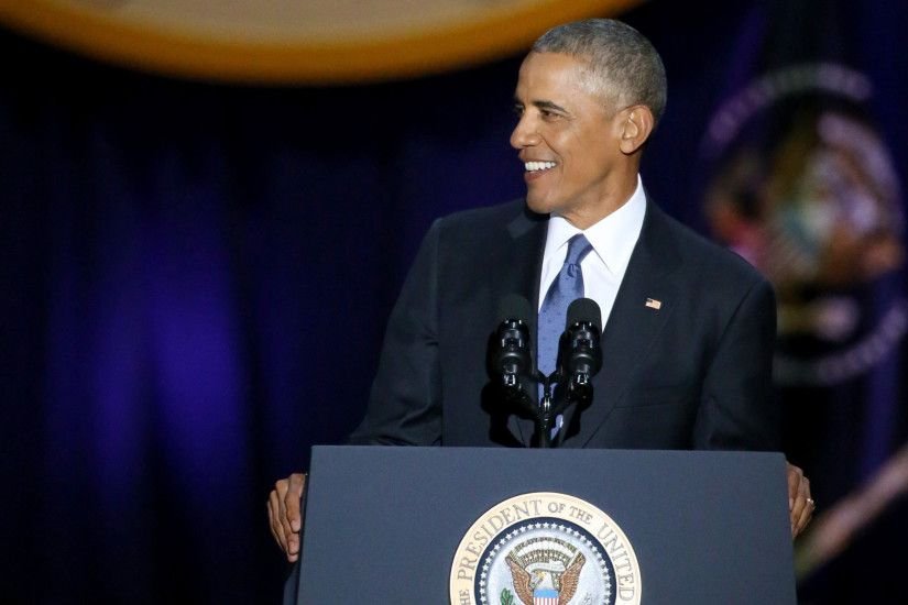 Transcript of President Barack Obama's farewell speech - Chicago Tribune