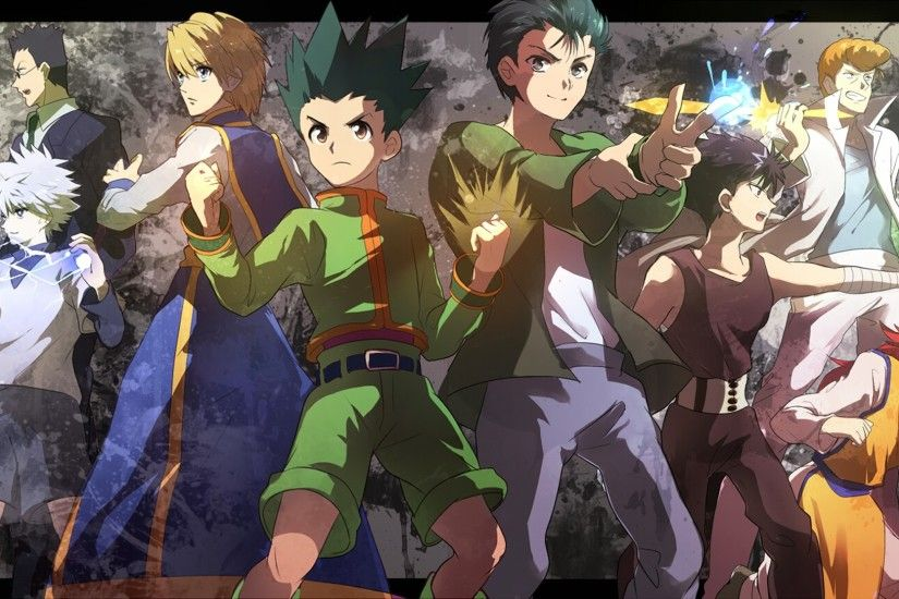 111 Hunter x Hunter HD Wallpapers | Backgrounds - Wallpaper Abyss