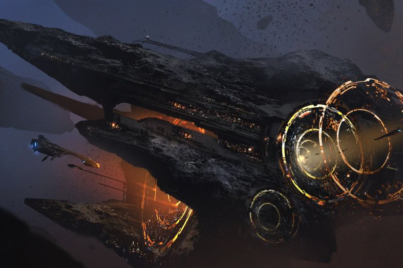 Free Desktop Sci Fi Wallpapers Download.