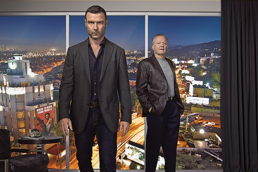Ray Donovan, my new favorite TV show.
