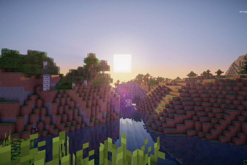 HD Minecraft Background by BaneTM HD Minecraft Background by BaneTM