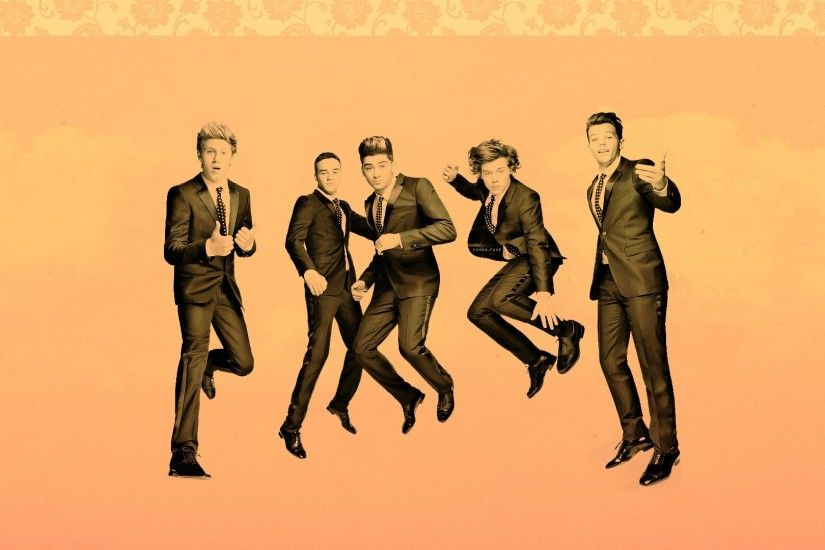 One Direction Background 2013 HD Wallpaper