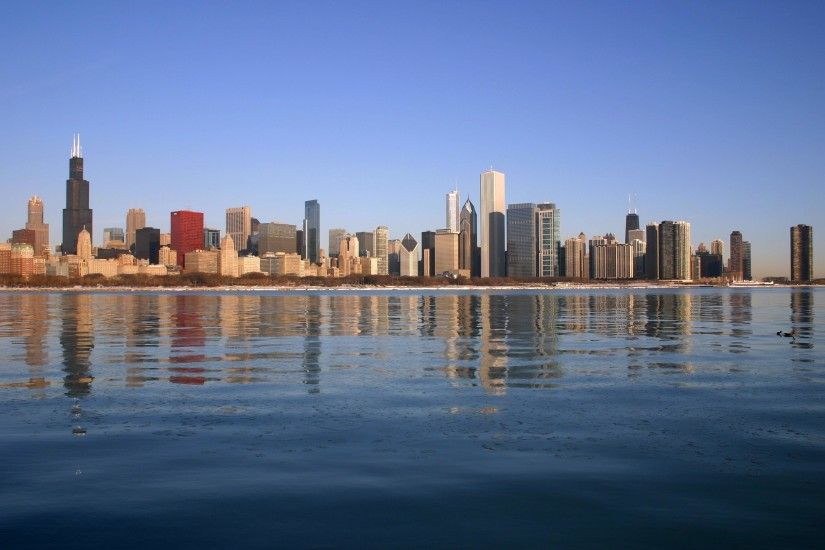 HD Chicago Skyline Wallpapers – Wallpapercraft