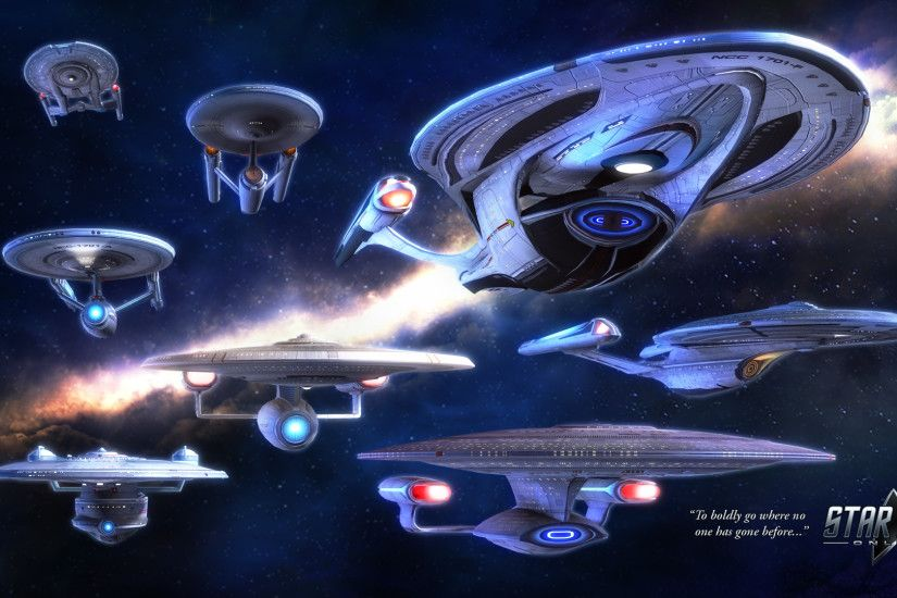Star Trek Enterprise Ship wallpaper - 911041