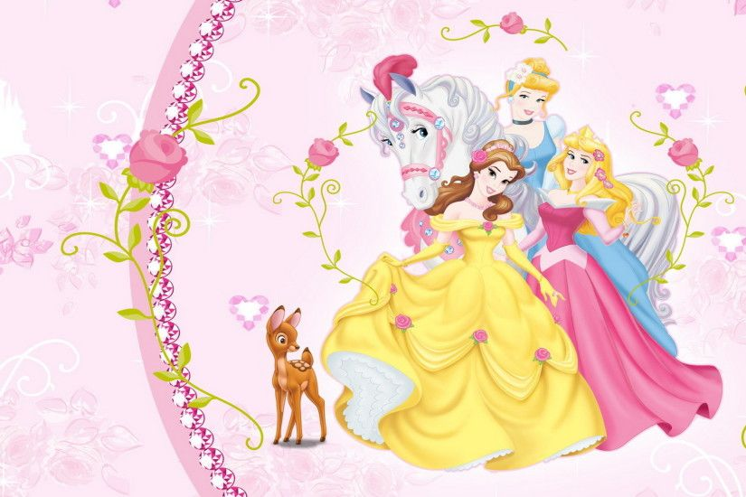 Disney Princess Background