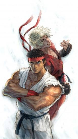 full size street fighter wallpaper 1080x1920