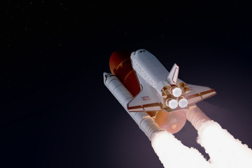 Space Shuttle Wallpaper Mobile