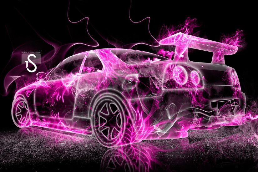 Download Fantastic Nissan Gtr Logo HD Desktop Wallpaper Full