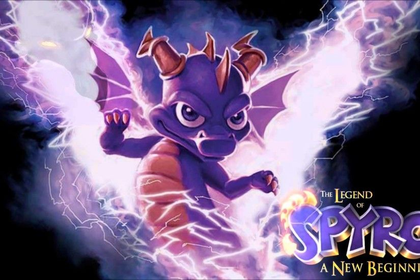 The Legend of Spyro A New Beginning OST 'Flying (With Choir)' - YouTube